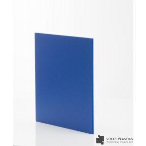 3mm Matt Blue Foam Pvc Sheet Cut To Size