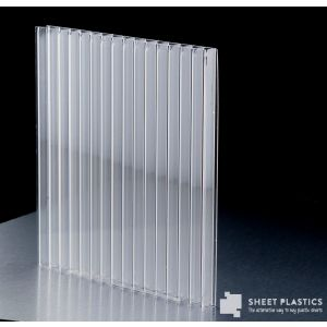 10mm Clear Twinwall Cut To Size