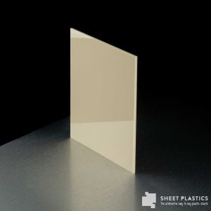 3mm Cream Acrylic Sheet Cut To Size