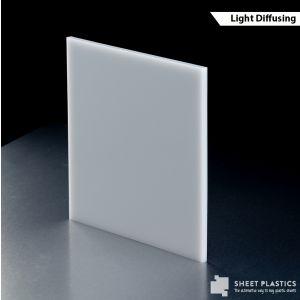 10mm Opal Acrylic Sheet Cut To Size
