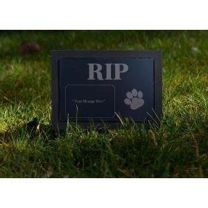 Pet Memorial Plaque