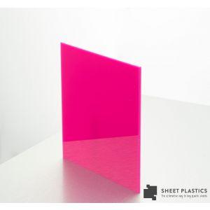 5mm Pink Acrylic Sheet Cut To Size