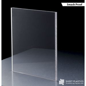 5mm Clear Polycarbonate Sheet Cut To Size