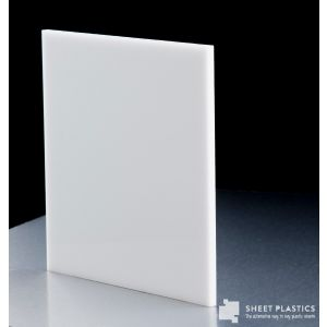 3mm Opal Polycarbonate Sheet 3040mm x 2040mm non-UV