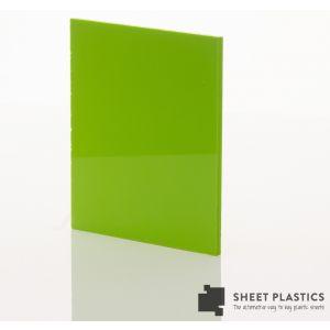 Interior PVC Cladding Sheet 2.5mm Green 2440 x 1220