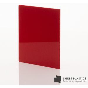 Interior PVC Cladding Sheet 2.5mm Red 3050 X 1220