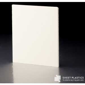 Interior PVC Cladding Sheet White 2.0mm 2440 x 1220