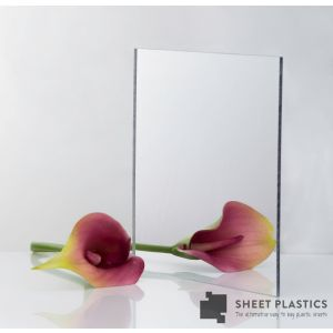 5mm Silver Mirror Acrylic Sheet Cut To Size