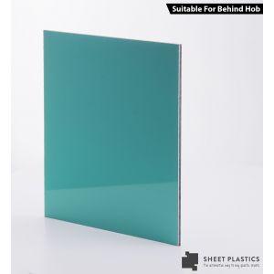 3mm Turquoise Aluminium Composite Cut To Size