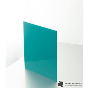 5mm Turquoise Acrylic Sheet Cut To Size