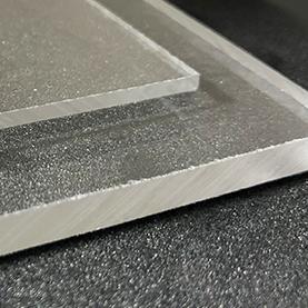 Clear Acrylic for windows